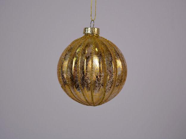 Slika Božićne kuglice S/6 8 cm