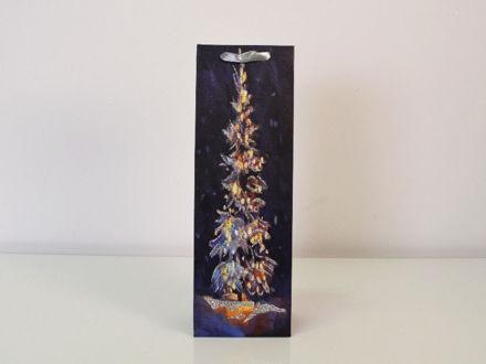 Slika Vrećica ukrasna 12 x 9 x 39 cm