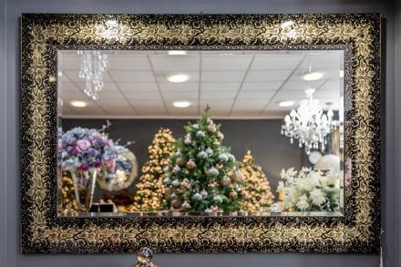 Slika Ogledalo zidno 80 x 120 cm