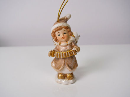 Slika Anđeo porculan 9,5 cm