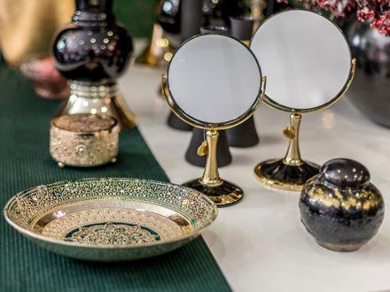 Slika Ogledalo kozmetičko 28 cm