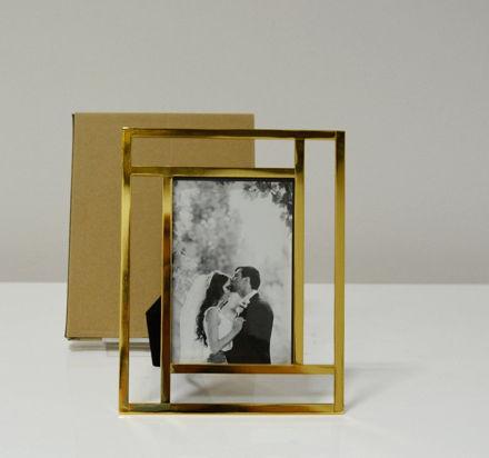Slika Okvir metal 23 x 18 cm