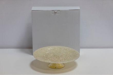 Slika Stalak staklo 28x28 cm