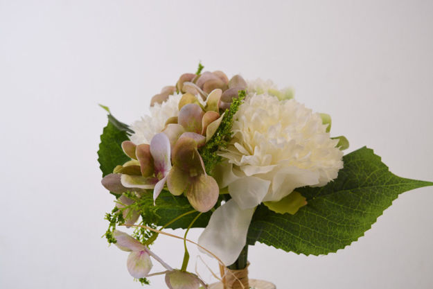 Slika Buket peonija/hortenzija 71 cm