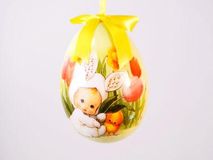 Plastično uskršnje jaje mix