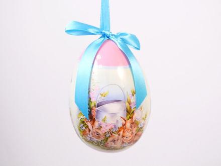 Uskršnje plastično jaje uzorak 1