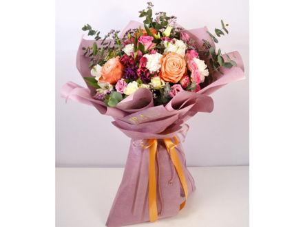 Buket L - mix cvijeće 01