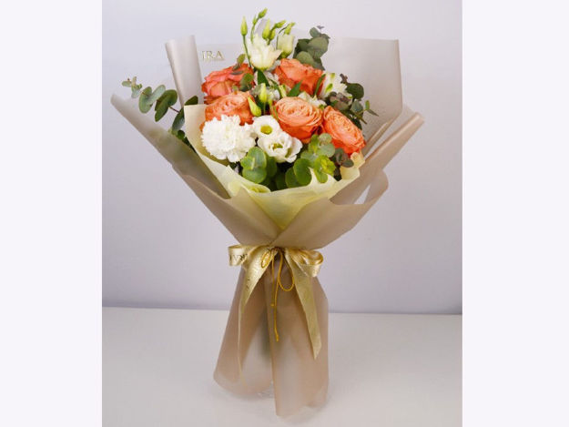 Buket S - mix cvijeće 02