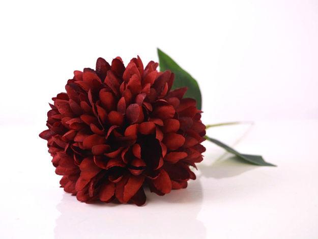 umjetni cvijet bordo