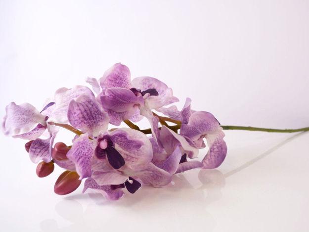 Umjetna ljubičasta orhideja
