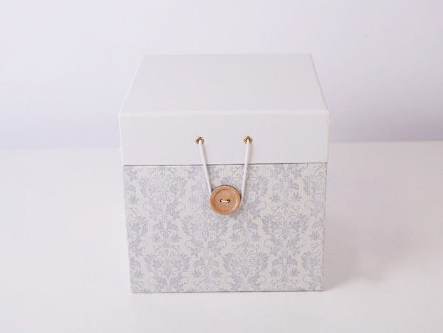 Slika Kutija dekorativna 14 x 14 x 14 cm