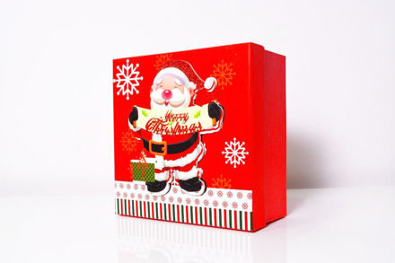Slika Kutija dekorativna 18x18x8.5 cm