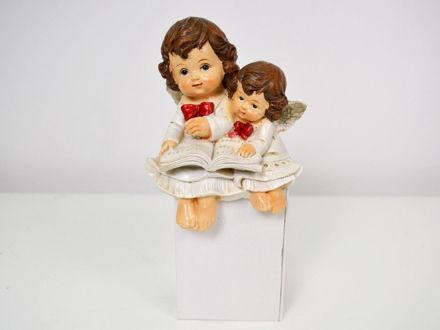 Slika Anđeli keramika 14 cm