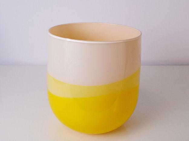 Slika Vaza staklo 14.5 x 17.6 cm