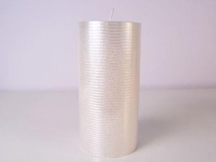 Slika Svijeća vosak 15 x 7.5 cm
