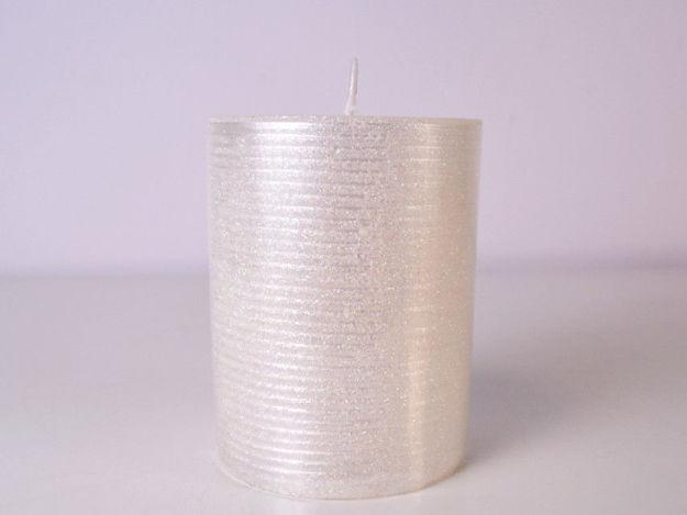 Slika Svijeća vosak 10 x 7.5 cm