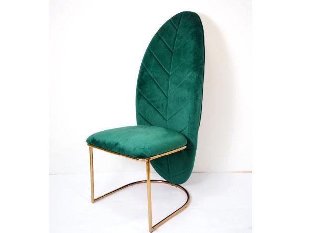 Stolica zelena 01