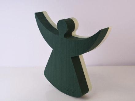 Slika Mini anđeo 31 cm x 34 cm x 6 cm