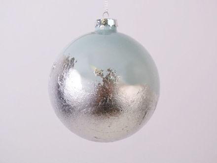 Slika Božićne kuglice S/4 staklo 10 cm
