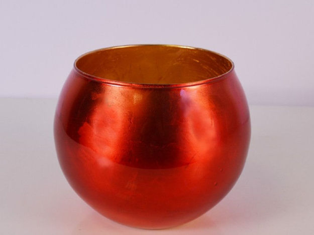 Slika Vaza staklo 20 x 18 cm