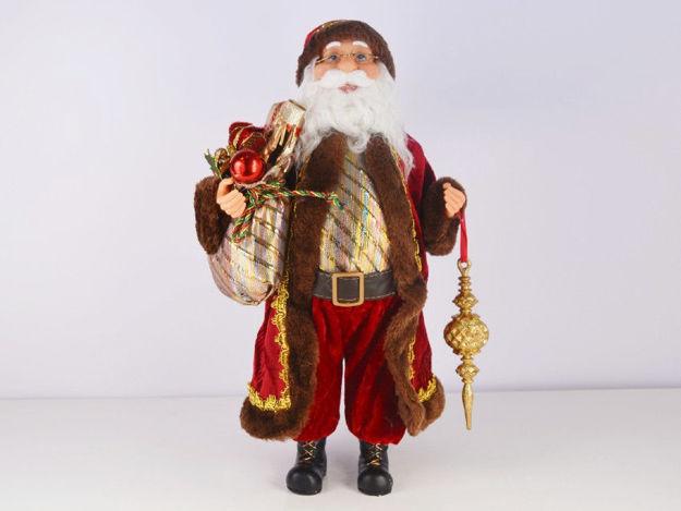 Slika Djed Božićnjak 40 cm
