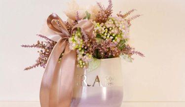 Aranžman od umjetnog cvijeća za uređenje interijera 13