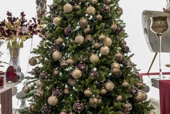 Božićno drvce 09