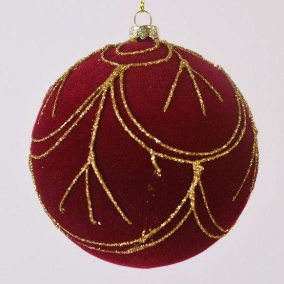 Božićna kuglica 04