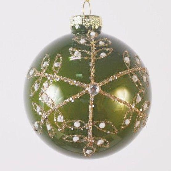 Božićna kuglica 08