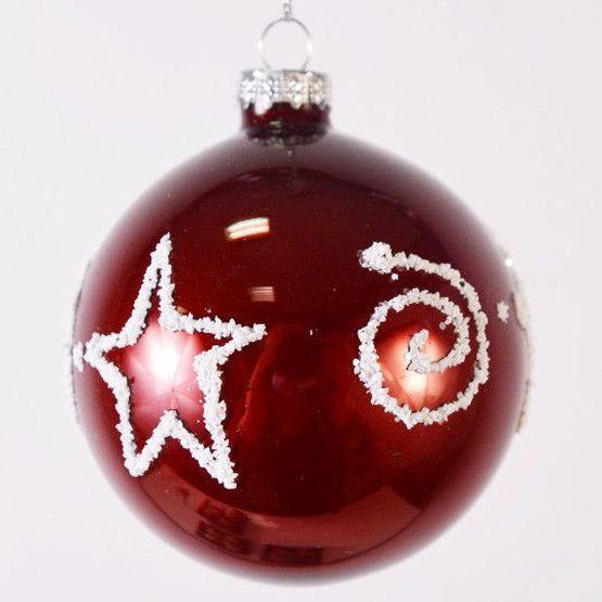 Božićna kuglica 12