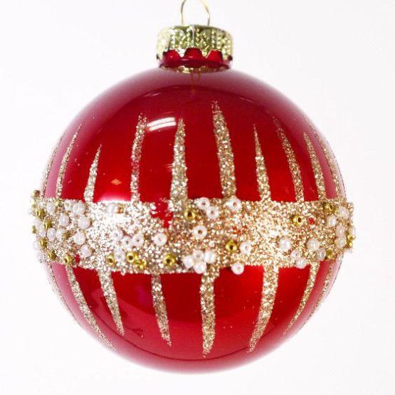 Božićna kuglica 16