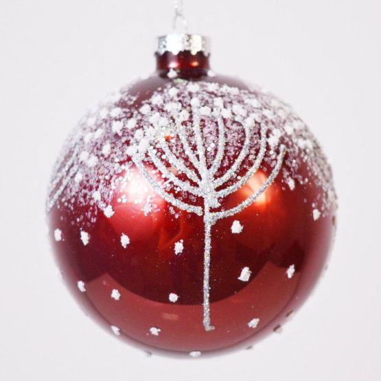 Božićna kuglica 17