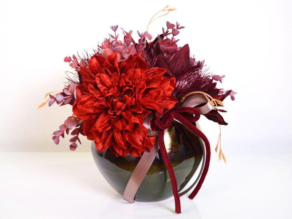 Aranžman - trajno cvijeće  265 kn
