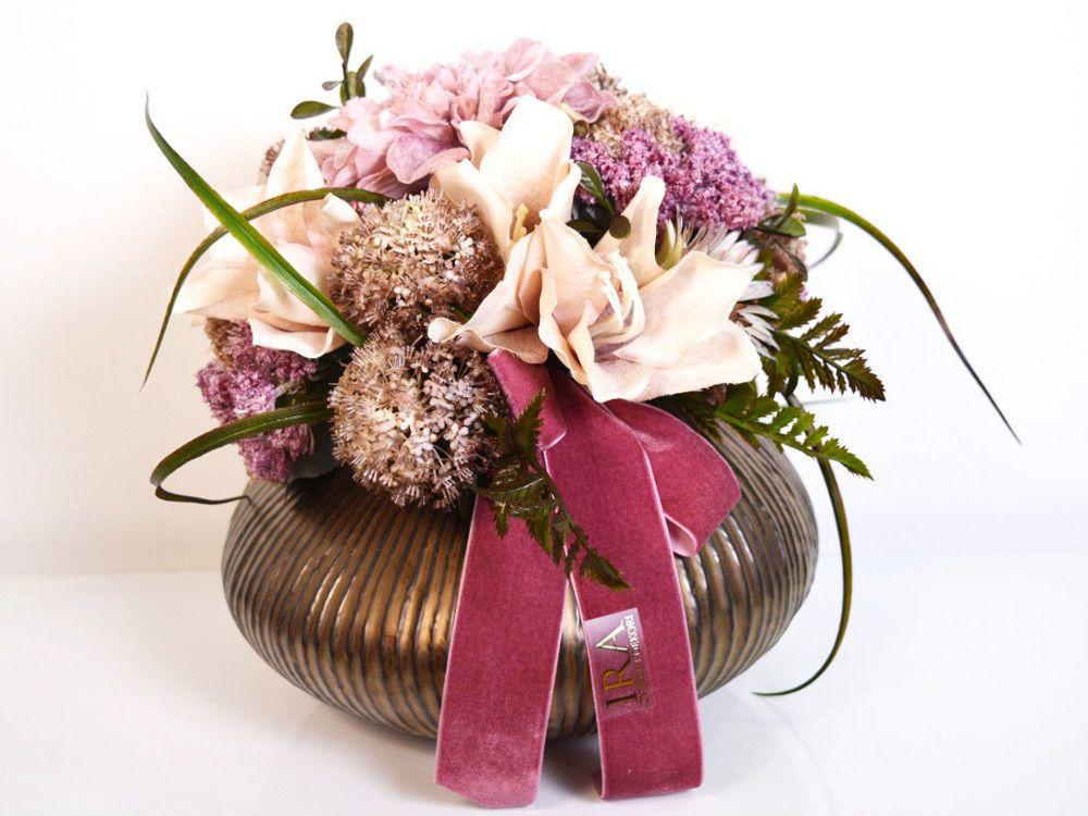 Aranžman - trajno cvijeće 466 kn