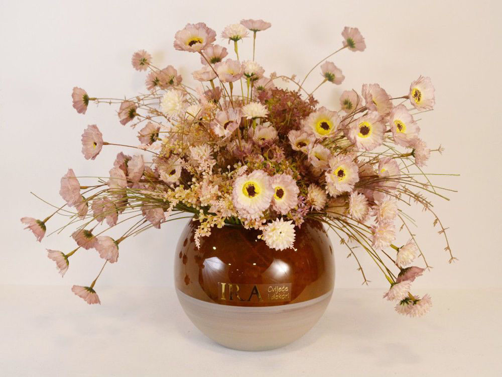 Aranžman - trajno cvijeće 895,50 kn
