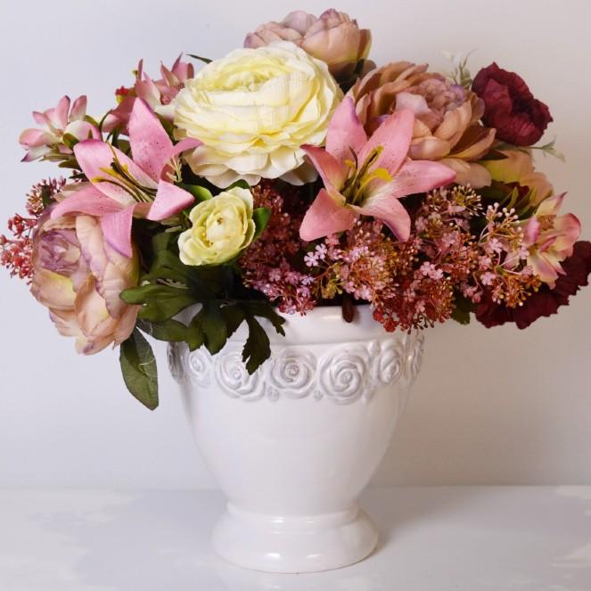 Umjetno cvijeće za groblje 10