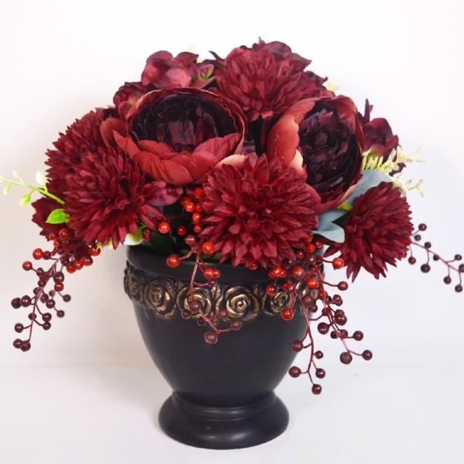 Umjetno cvijeće za groblje 11
