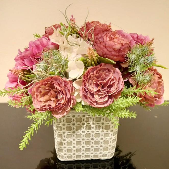Umjetno cvijeće za groblje 13