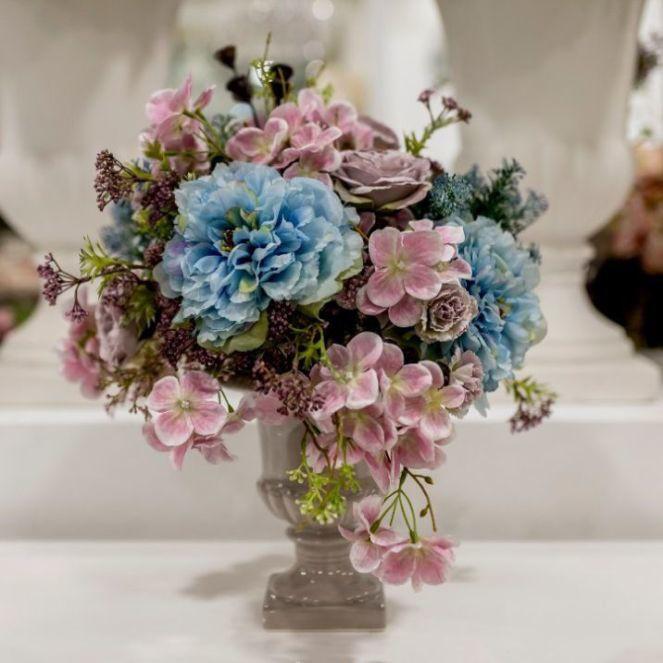 Umjetno cvijeće za groblje 2