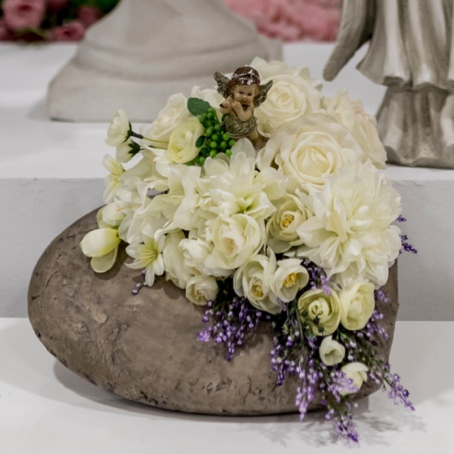 Umjetno cvijeće za groblje 5