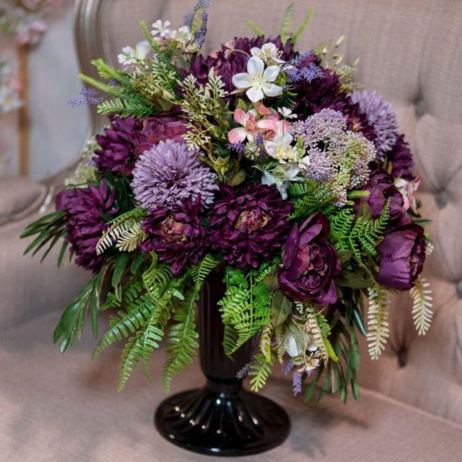 Umjetno cvijeće za groblje 7