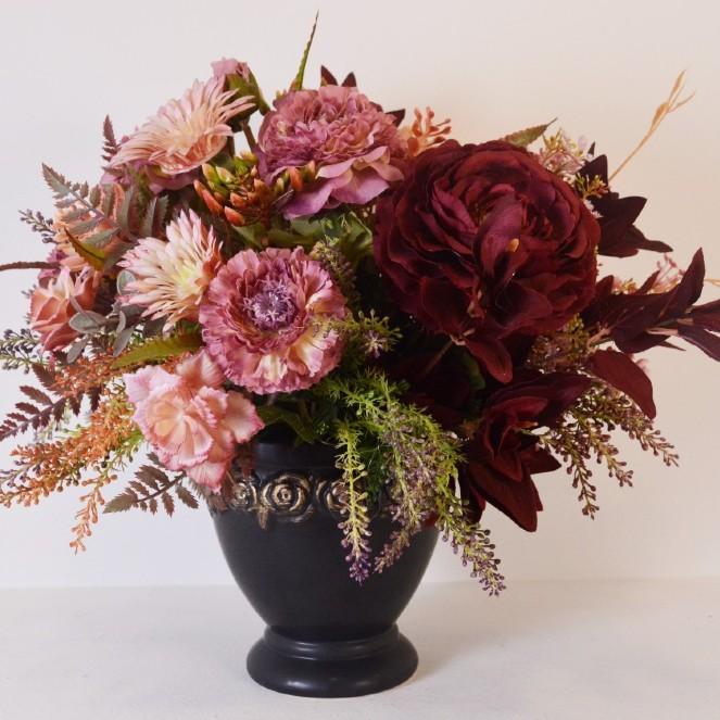 Umjetno cvijeće za groblje 9