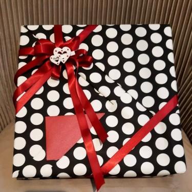 Zamatanje poklona 09