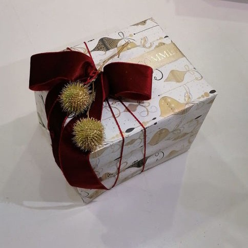 Zamatanje poklona 14